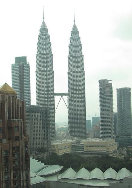 photo of Petronas Towers in Kuala Lumpur