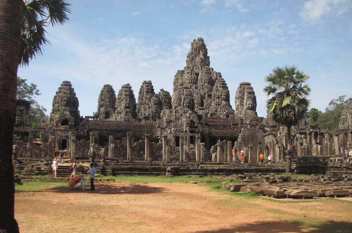 photo of Bayon Temple, Siem Reap, Cambodia